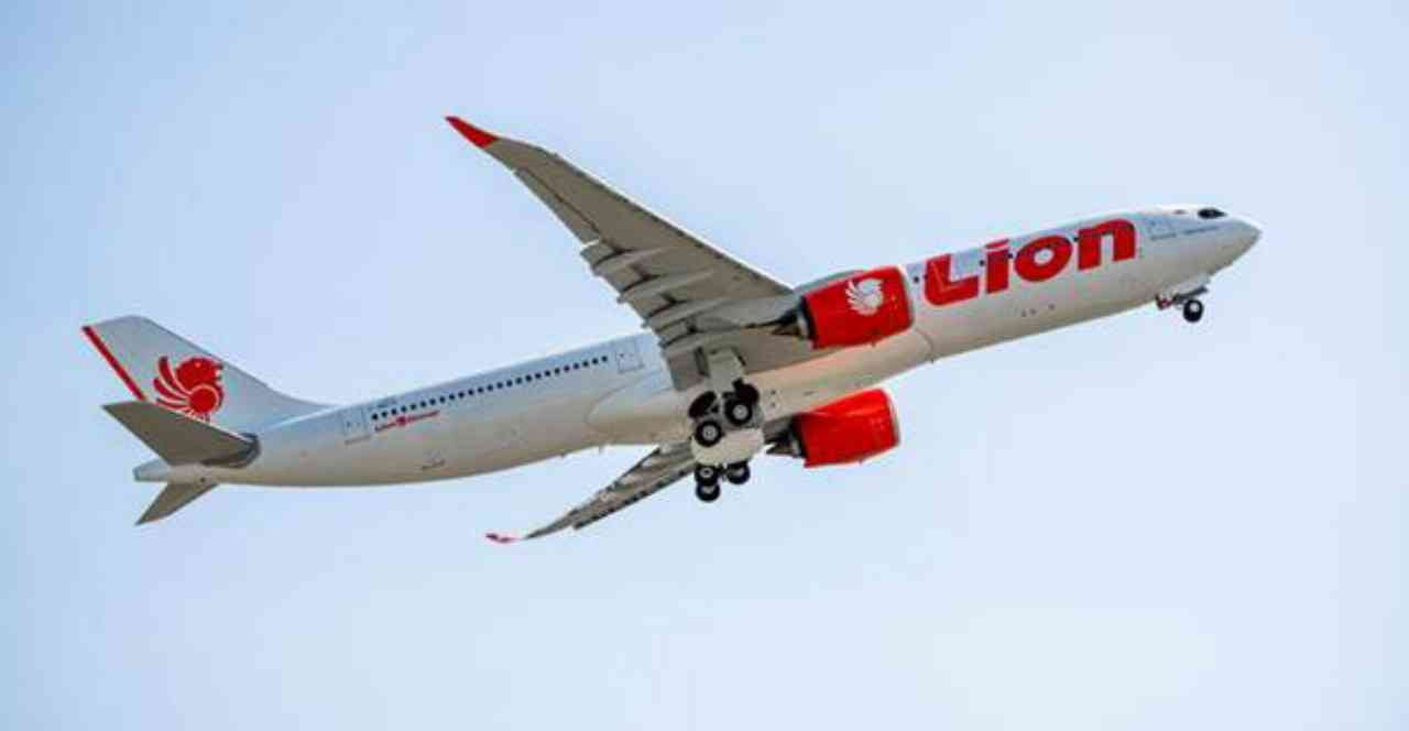 Info Penerbangan Lion Air
