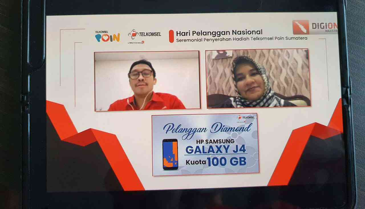 Customer Day 2020 With Telkomsel POIN